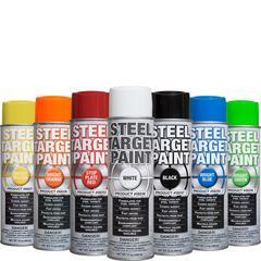 Steel Target Paint